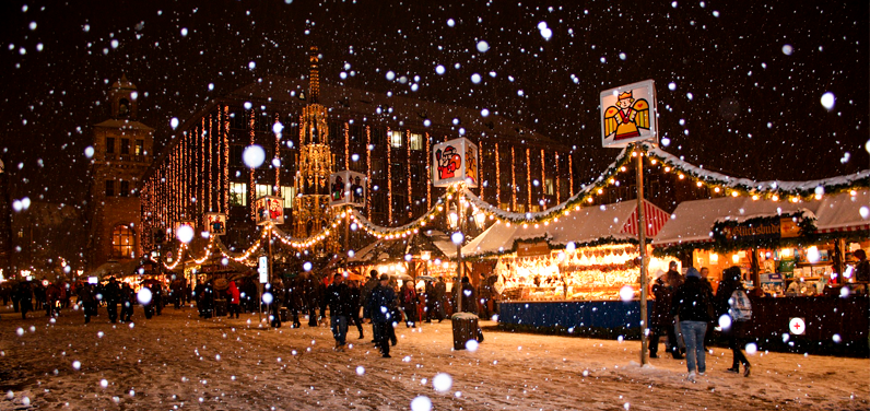 mercado navideño en holanda
